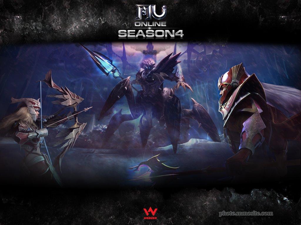 Games Wallpaper: Mu Online