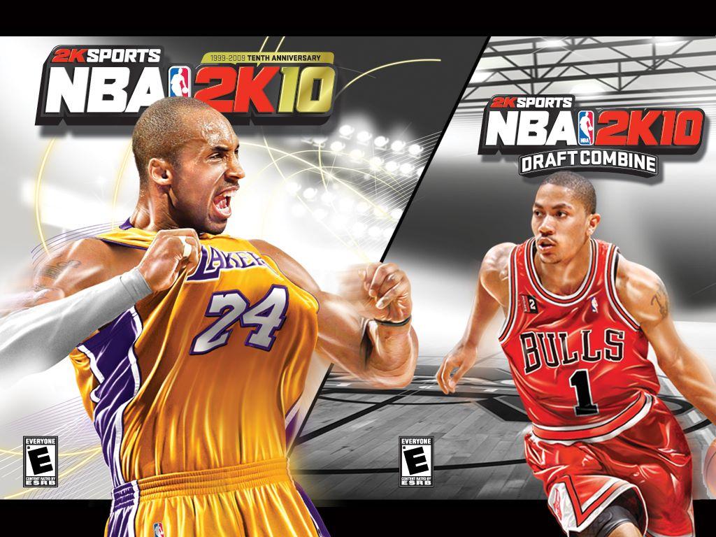 Games Wallpaper: NBA 2K10