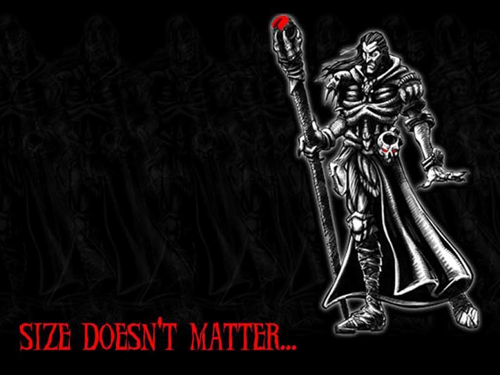 Games Wallpaper: Diablo 2 - Necromancer