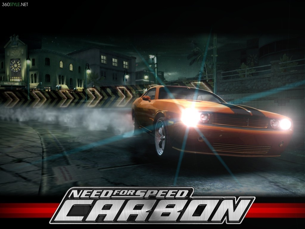Games Wallpaper: Need for Speed Carbon