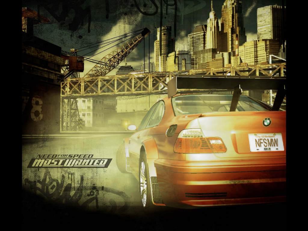 Papel de Parede Gratuito de Jogos : Need for Speed - Most Wanted