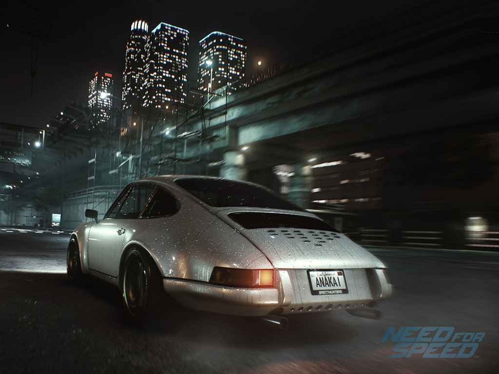 Games Wallpaper: Need for Speed