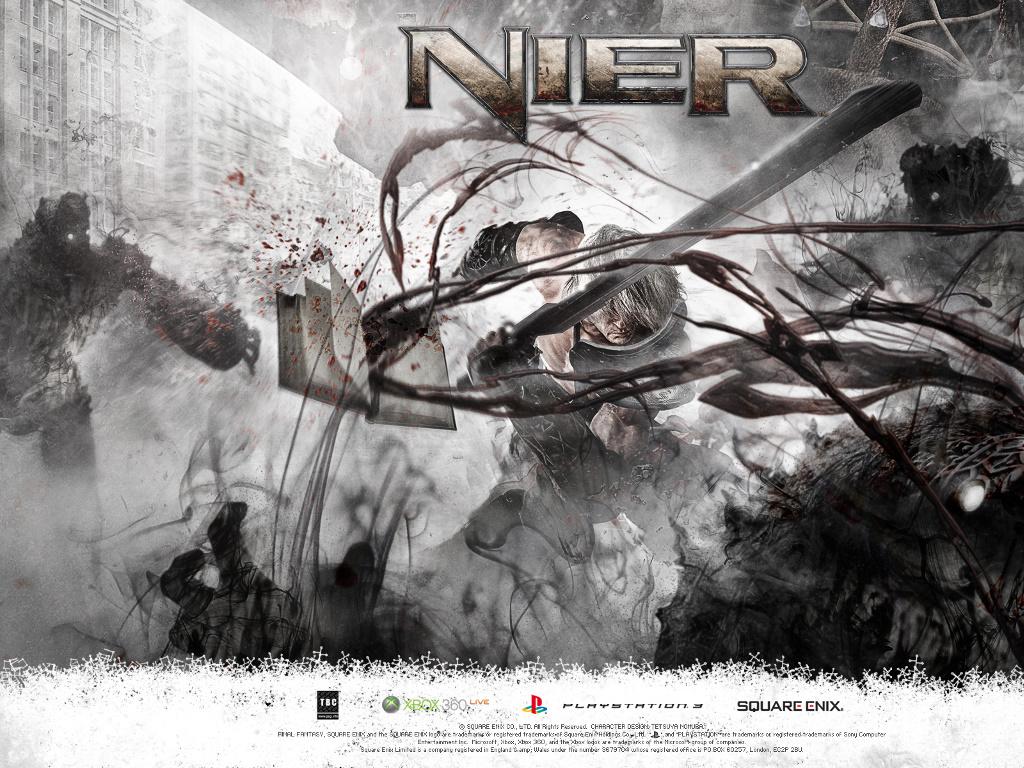 Games Wallpaper: Nier