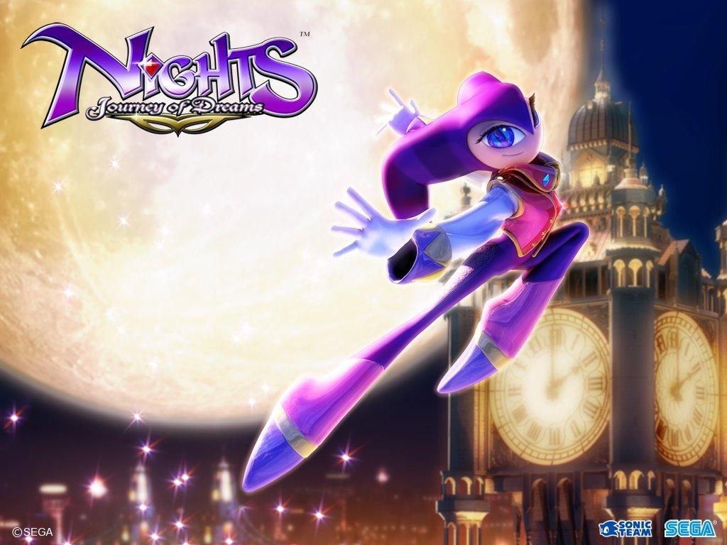 Games Wallpaper: Night - Journey of Dreams