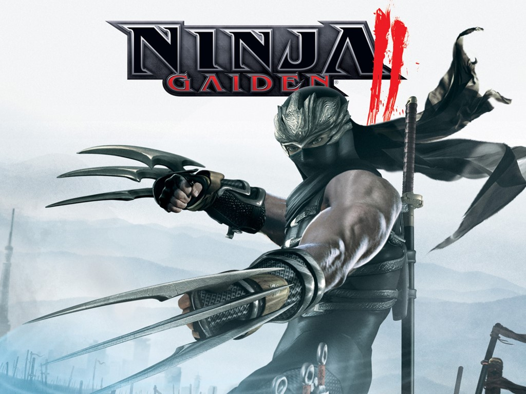 Games Wallpaper: Ninja Gaiden 2