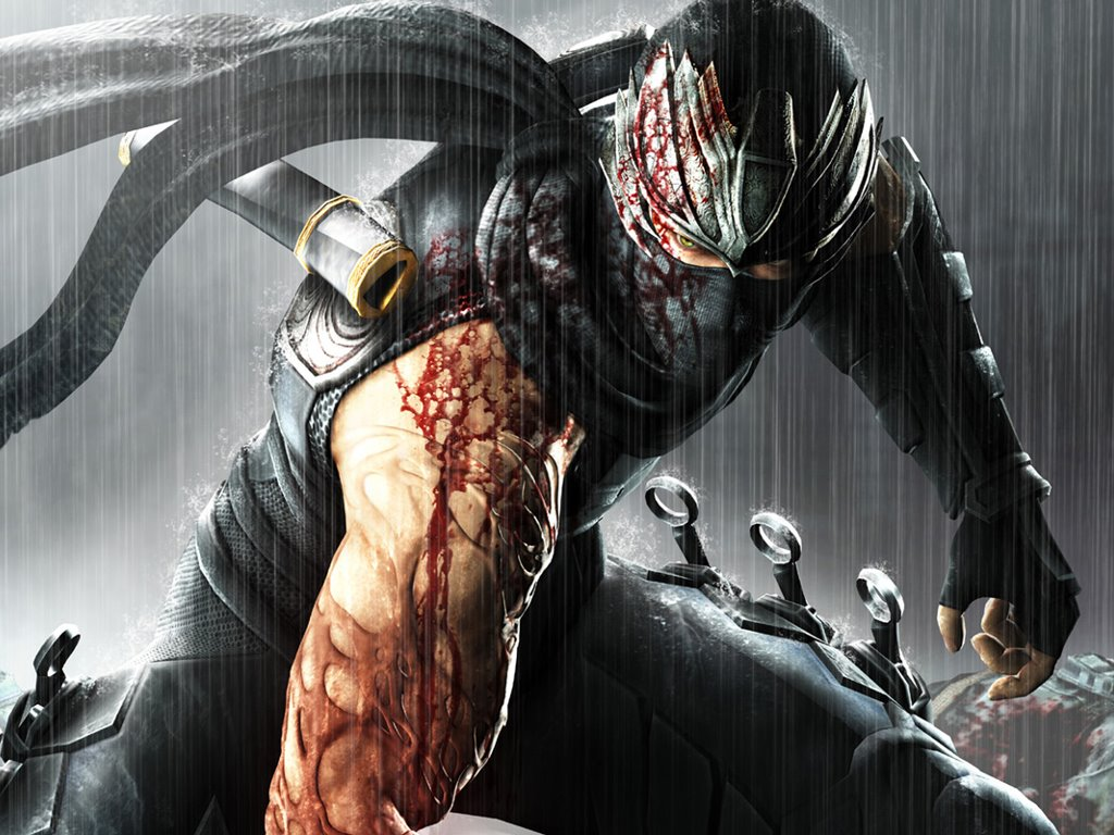 Games Wallpaper: Ninja Gaiden 3