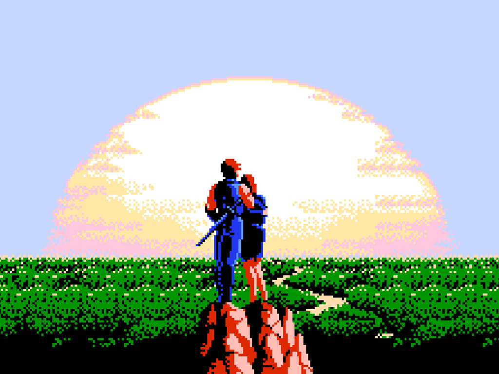 Games Wallpaper: Ninja Gaiden