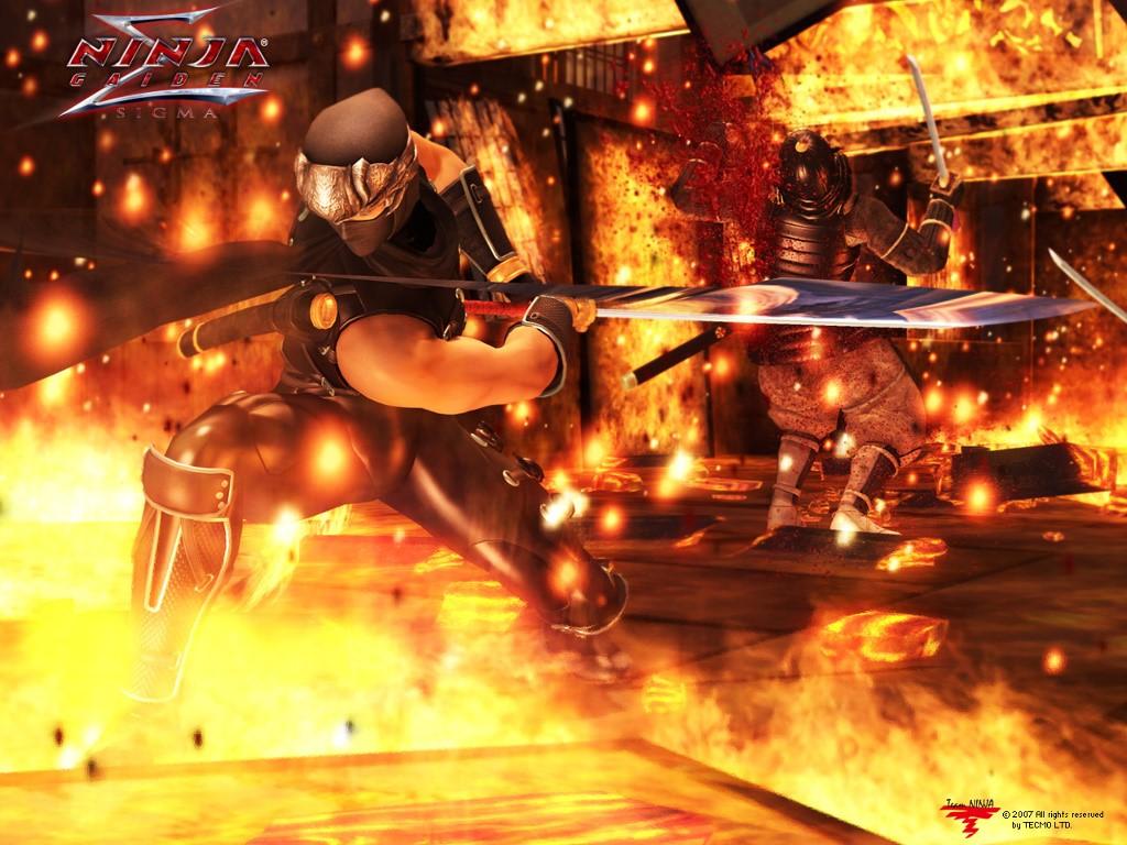 Games Wallpaper: Ninja Gaiden Sigma