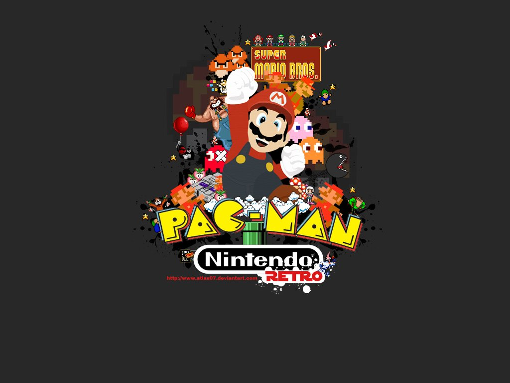 Games Wallpaper: Nintendo