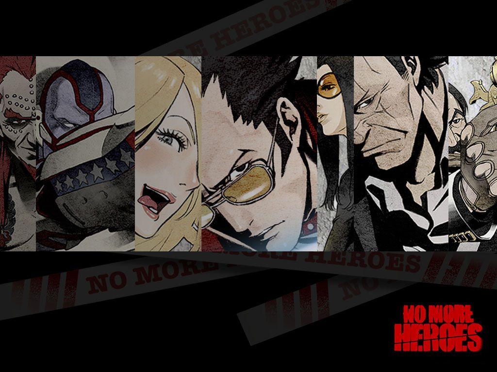 Games Wallpaper: No More Heroes