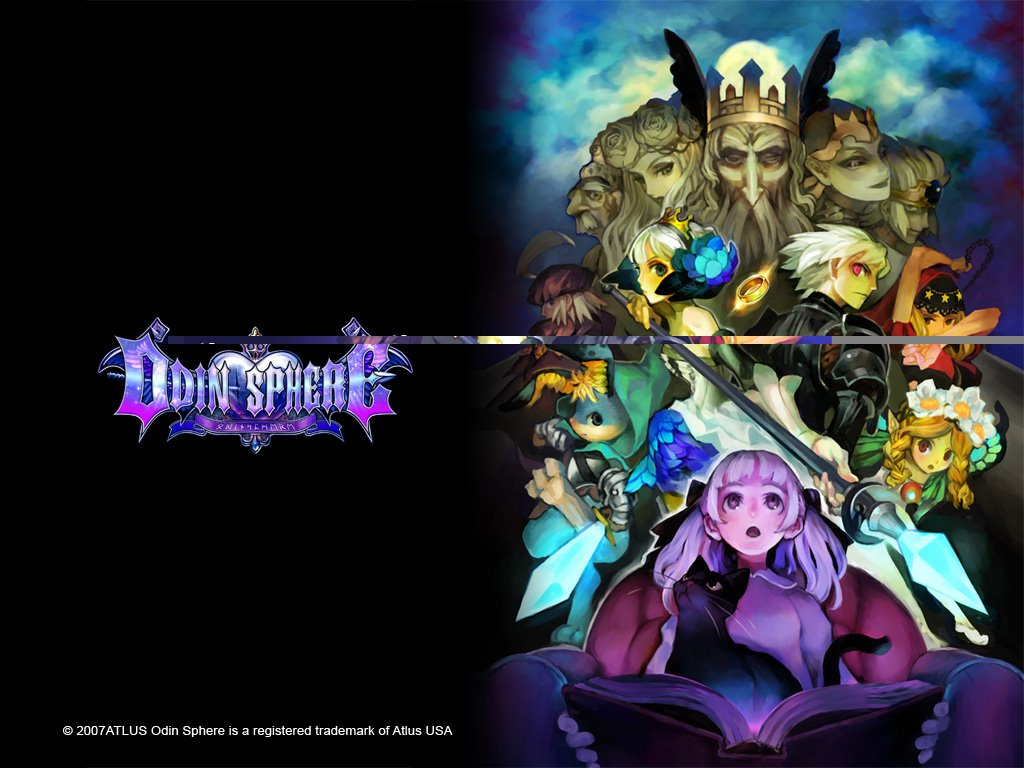 Games Wallpaper: Odin Sphere