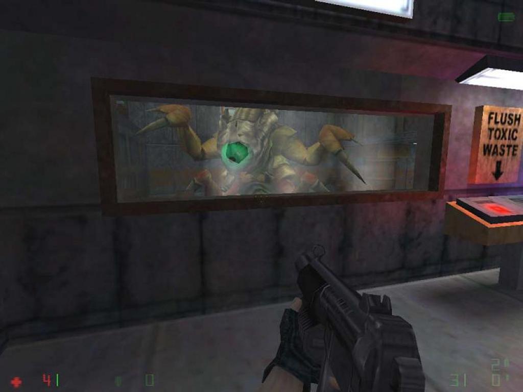 Games Wallpaper: Opposing Force - Half-Life