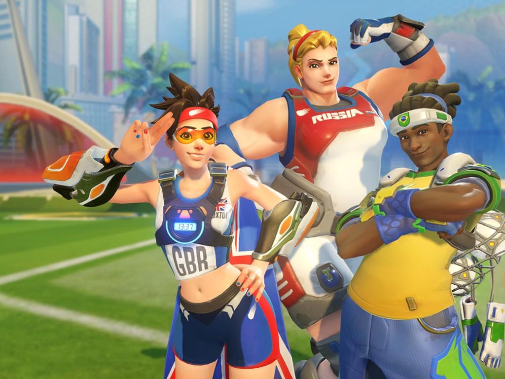 Games Wallpaper: Overwatch