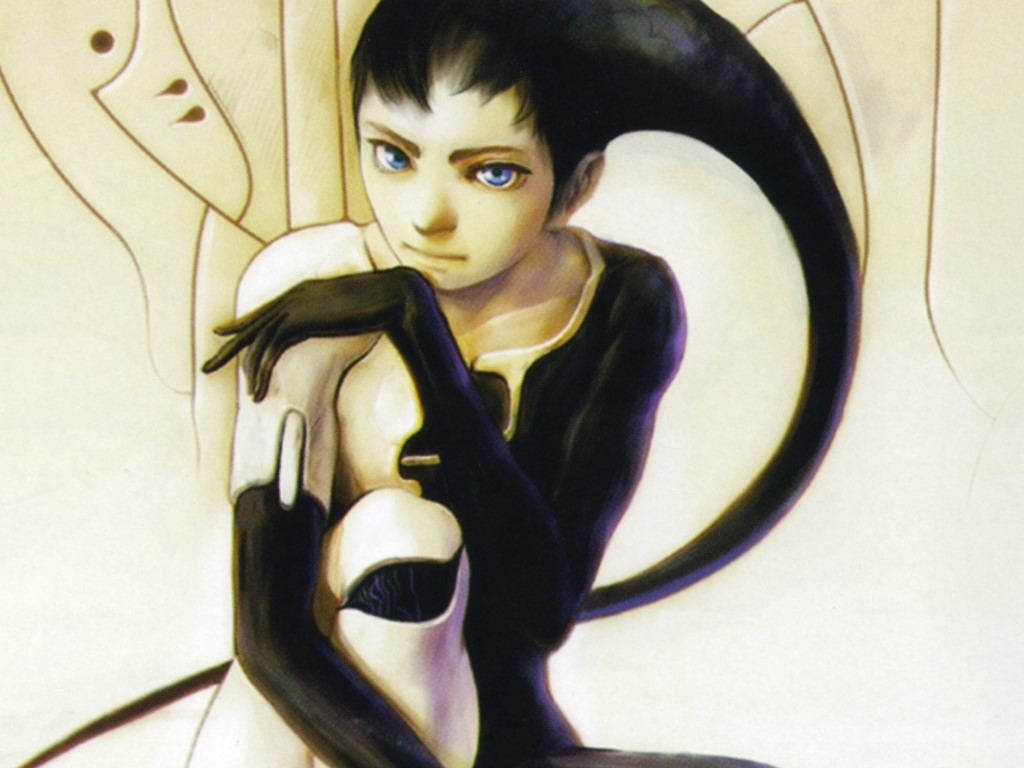 Games Wallpaper: Panzer Dragoon Saga
