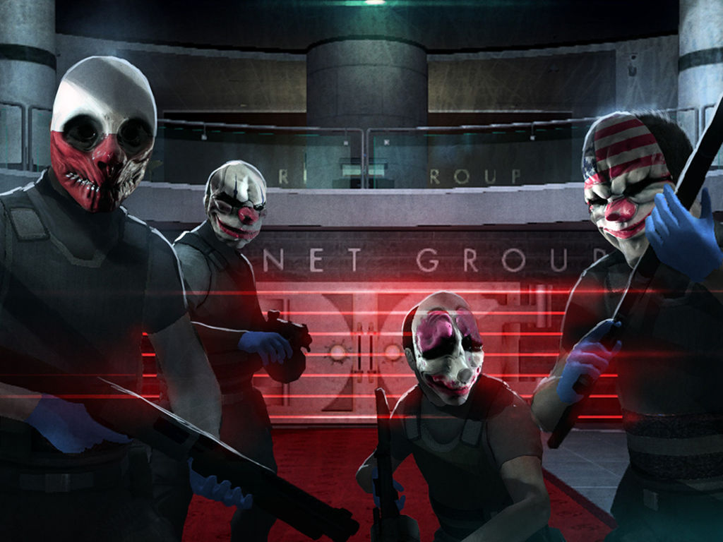 Games Wallpaper: PayDay