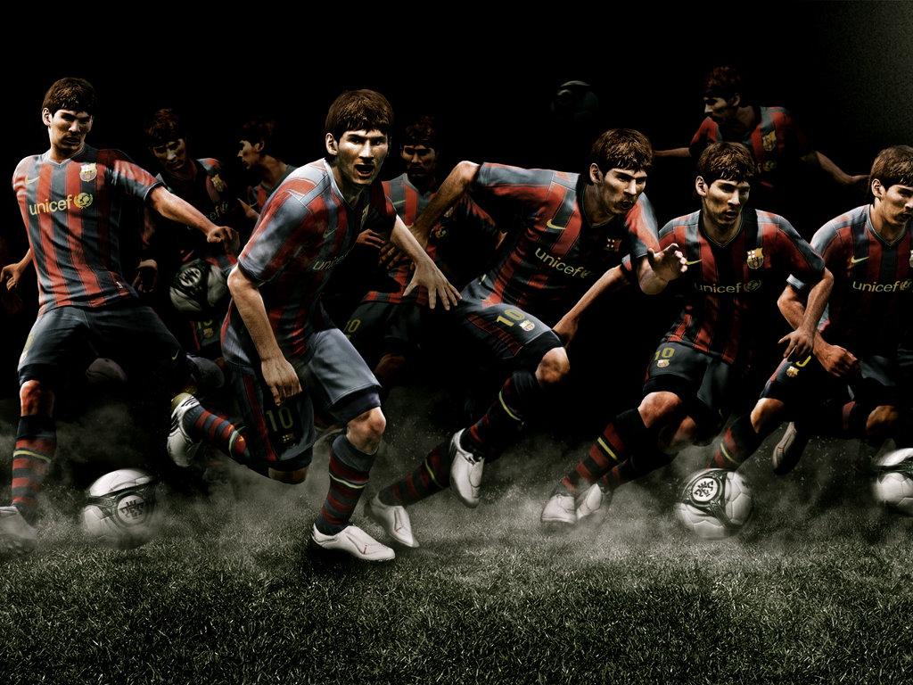 Games Wallpaper: Pro Evolution Soccer 2011