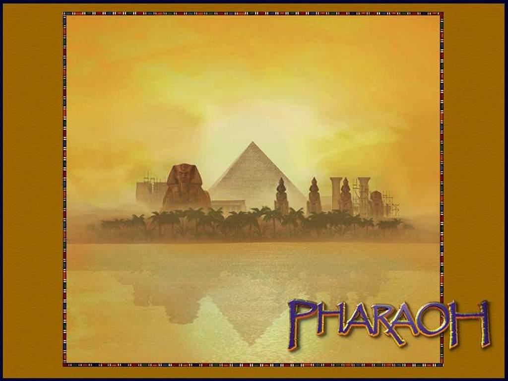 Games Wallpaper: Pharaoh