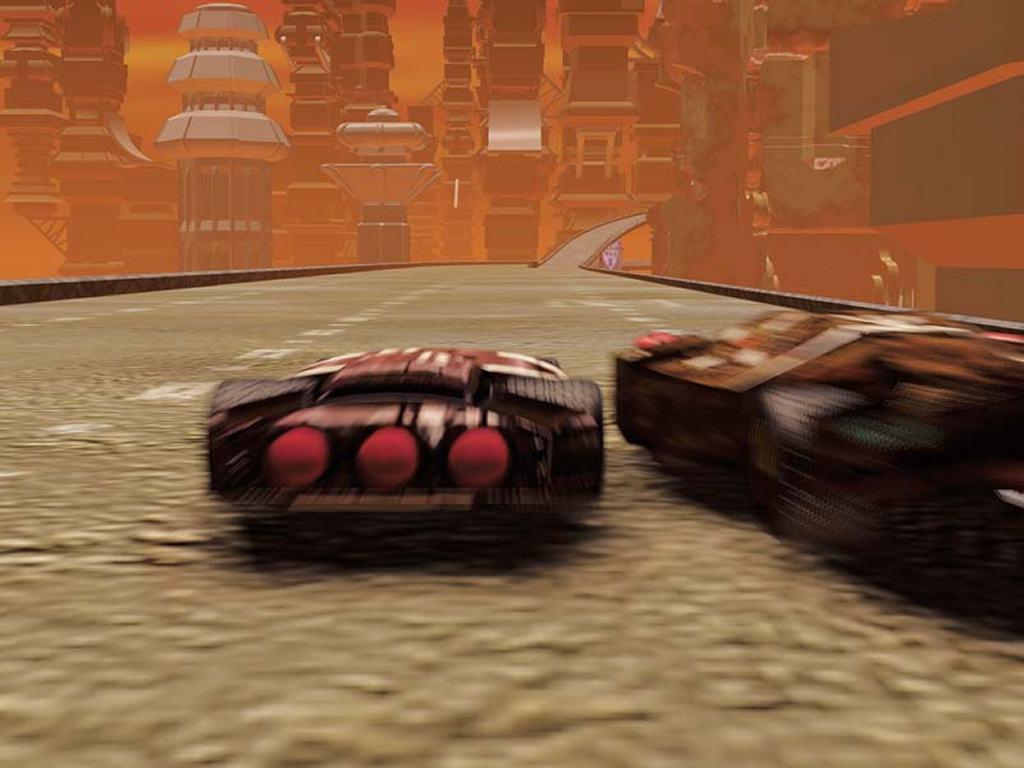Games Wallpaper: POD - Planet of Death