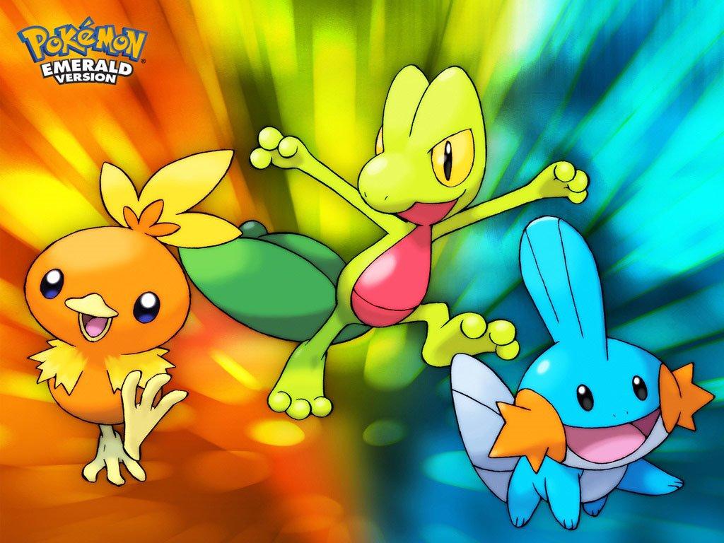 Games Wallpaper: Pokemon Emerald