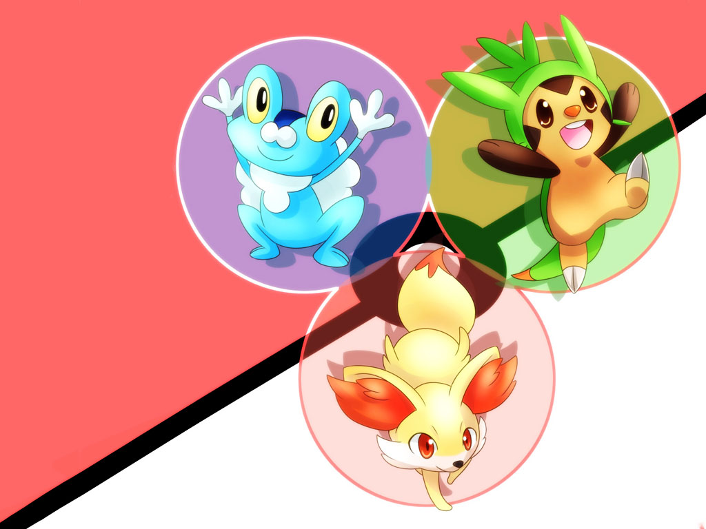Games Wallpaper: Pokémon X and Y