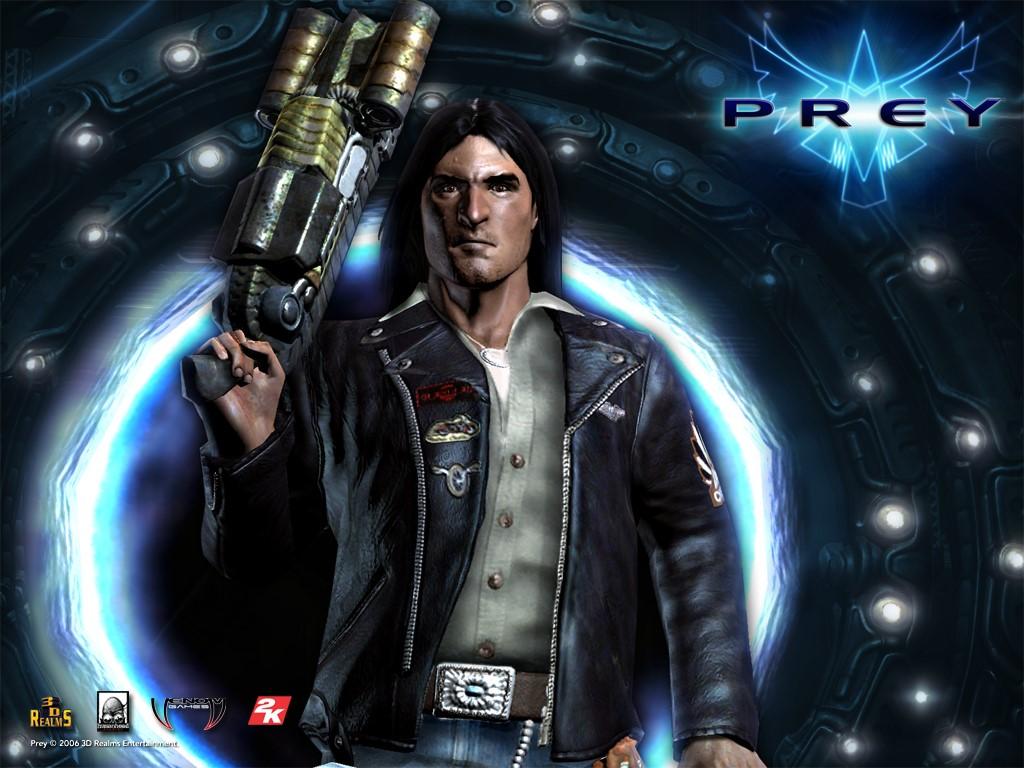 Games Wallpaper: Prey