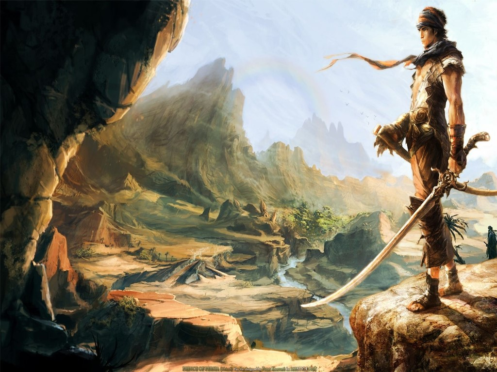 Games Wallpaper: Prince of Persia