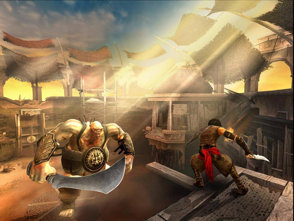 Games Wallpaper: Prince of Persia