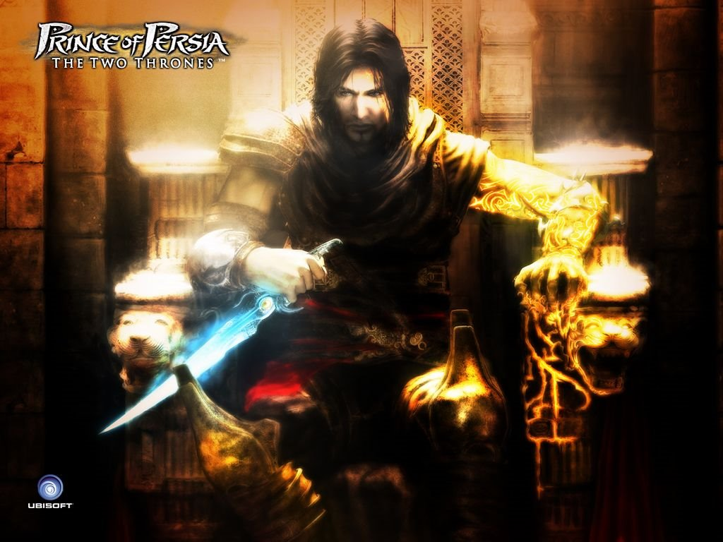 Games Wallpaper: Prince of Persia - The Two Thrones