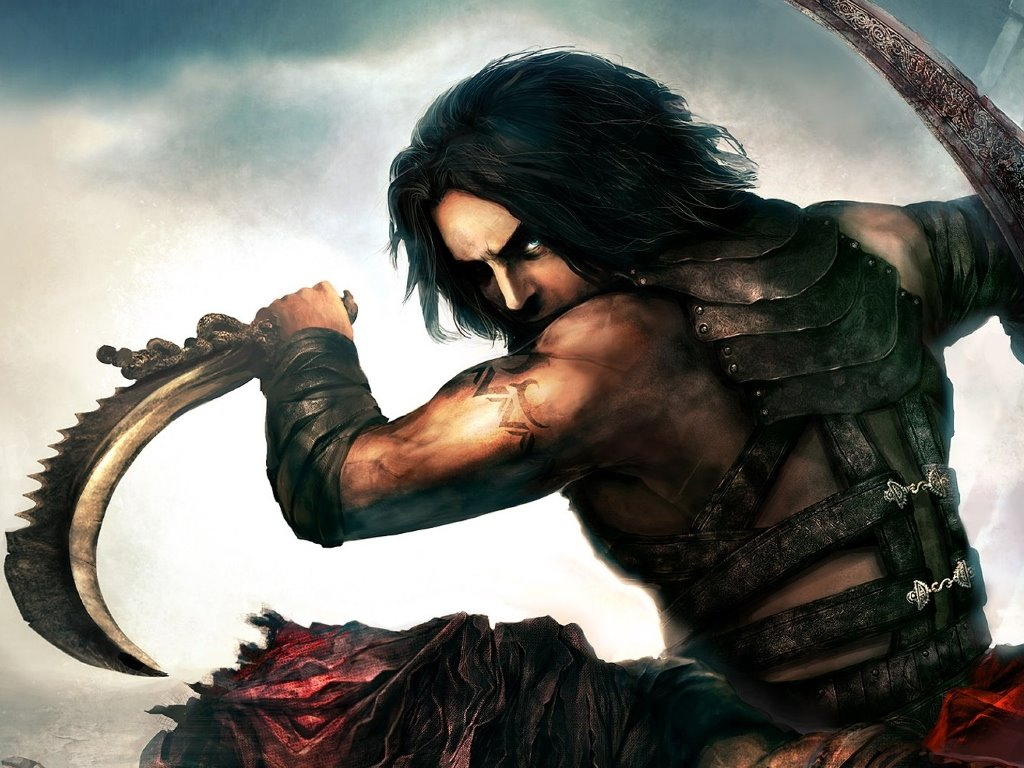 Games Wallpaper: Prince of Persia - Warrior Within