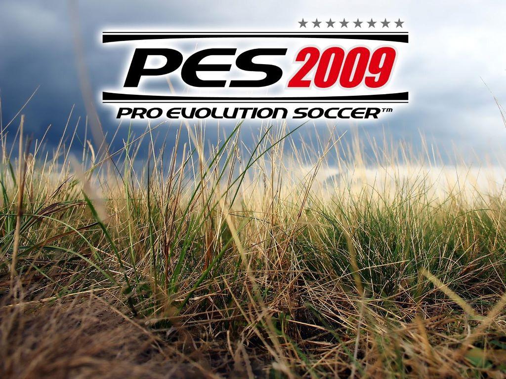 Games Wallpaper: Pro Evolution Soccer 2009