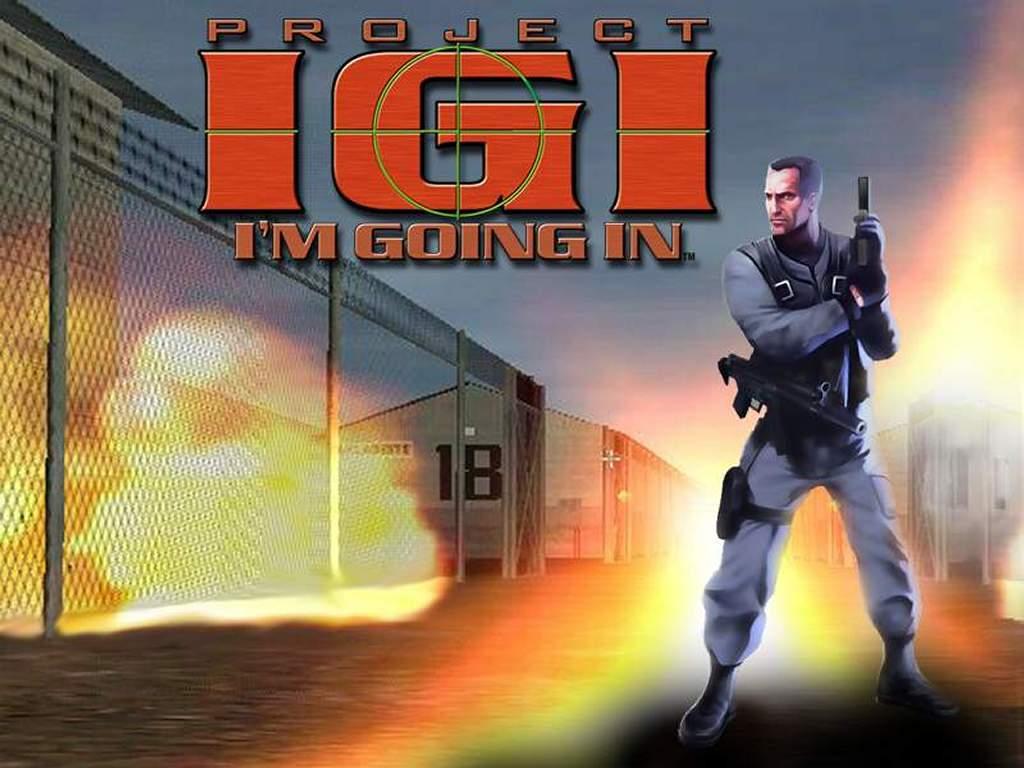 Games Wallpaper: Project IGI