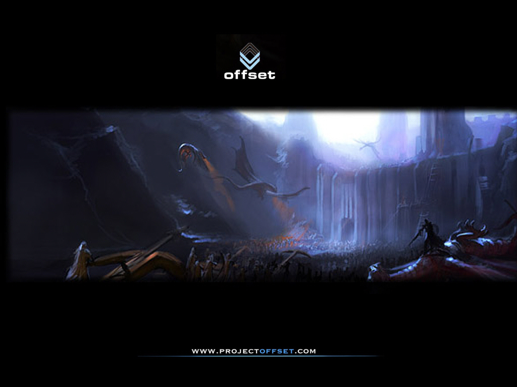 Games Wallpaper: Project Offset - Castle Siege