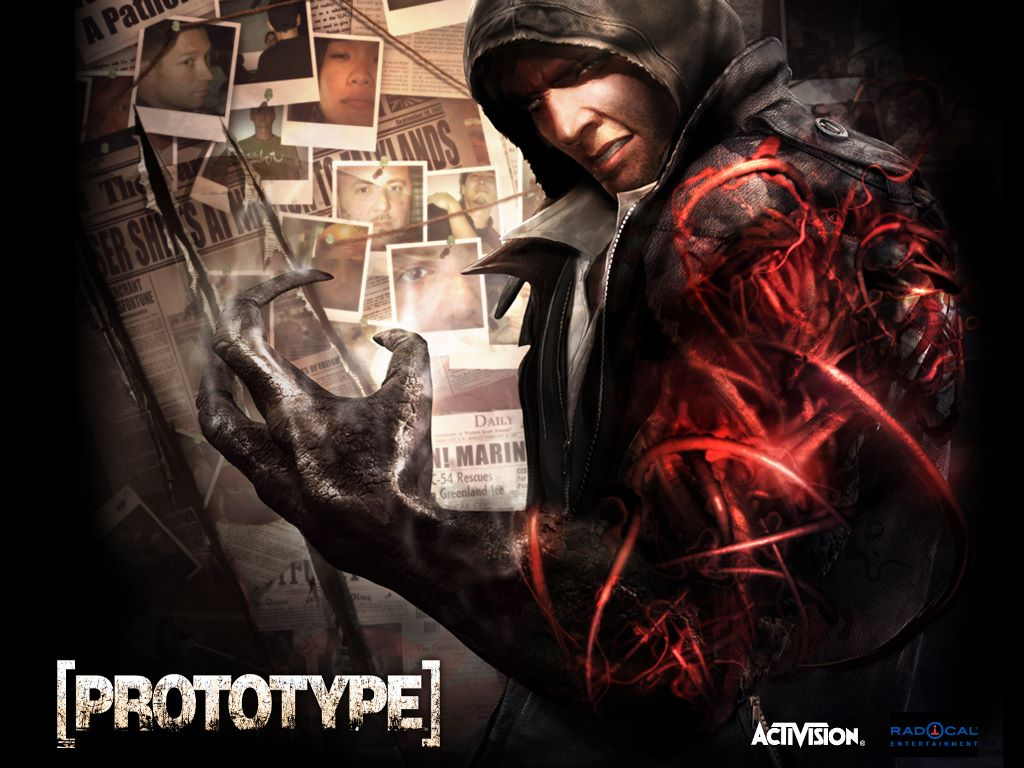 Games Wallpaper: Prototype