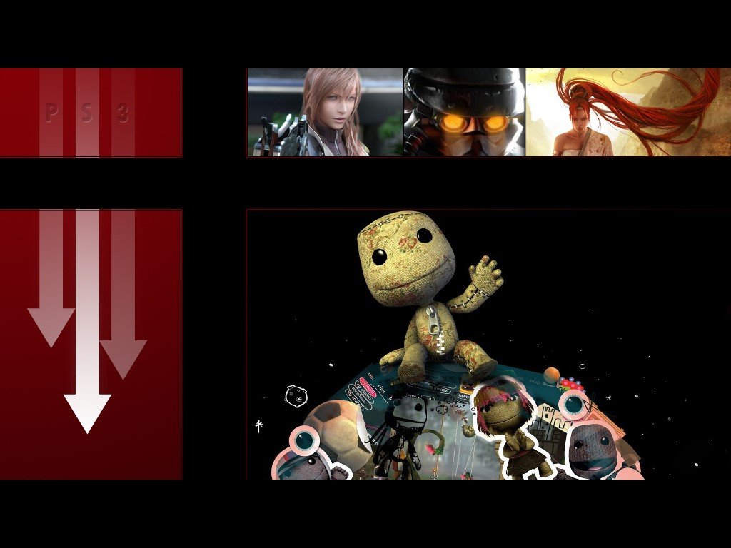 Games Wallpaper: PS3 - Games
