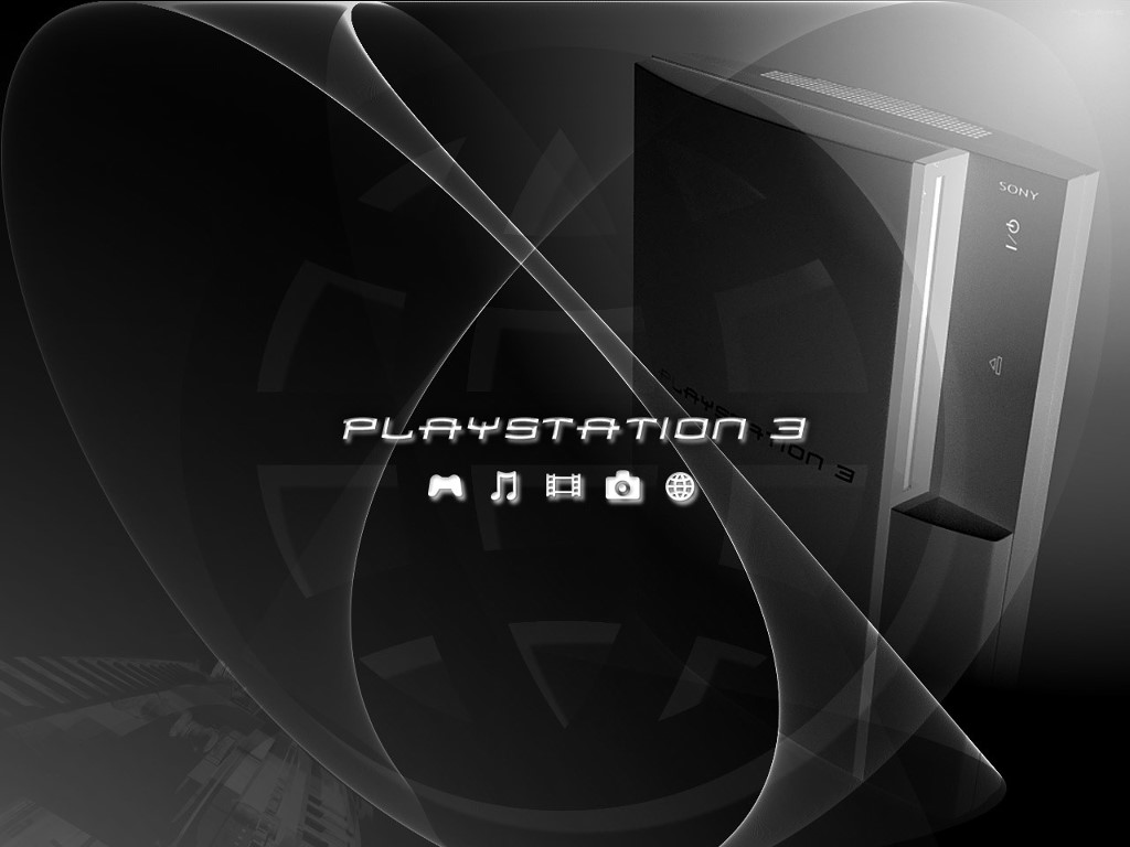 Games Wallpaper: Playstation 3