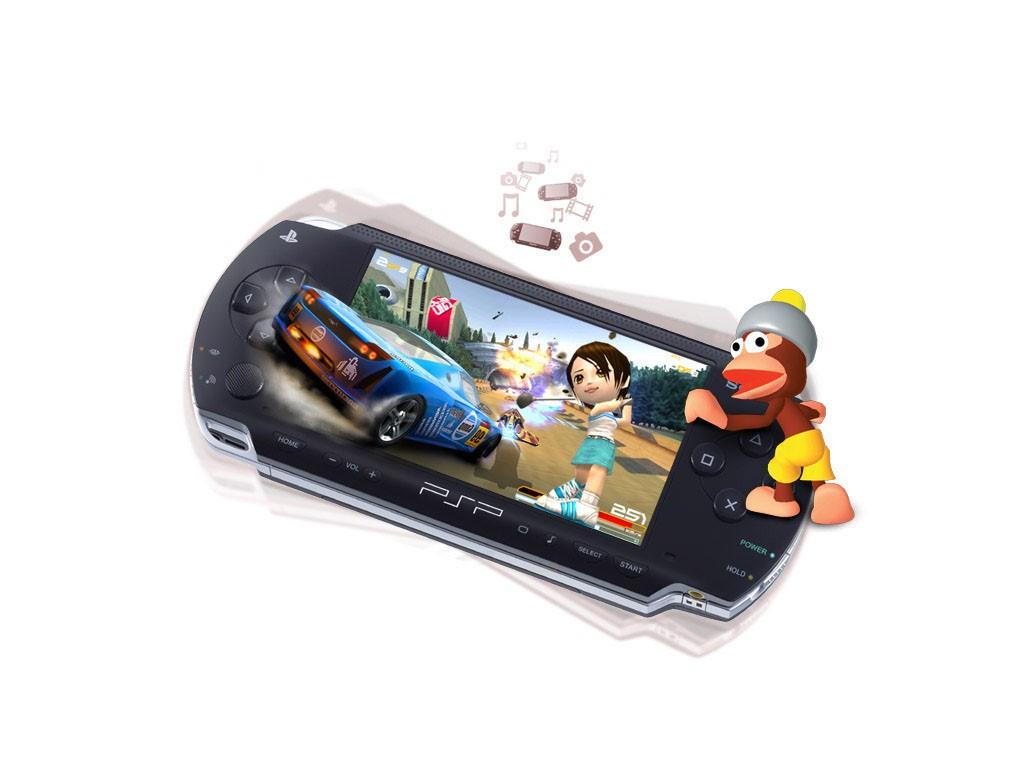 Games Wallpaper: PSP