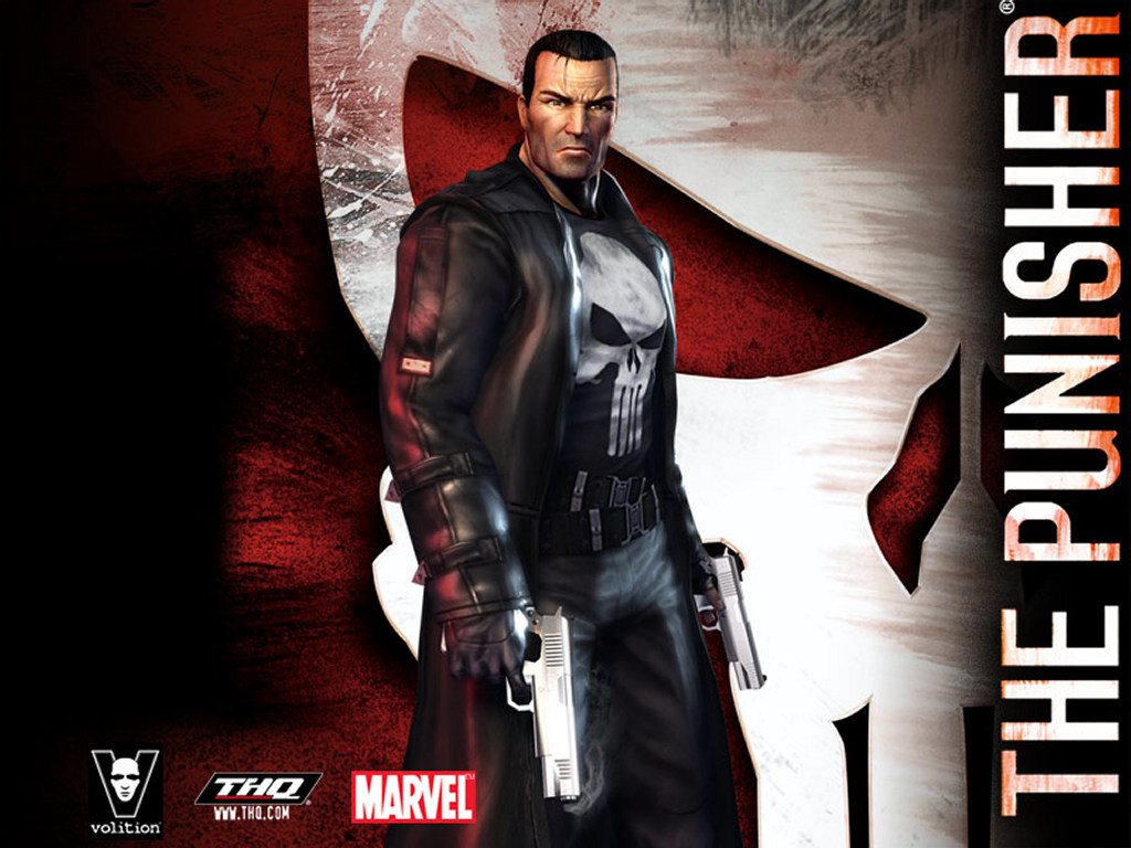 Games Wallpaper: Punisher - the Game