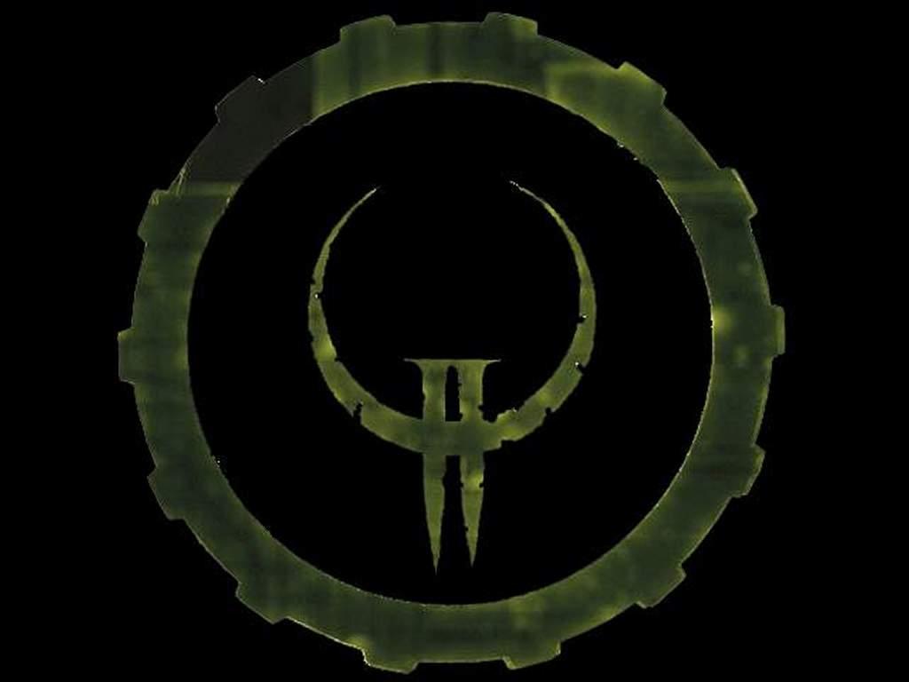Games Wallpaper: Quake 2 - Logo