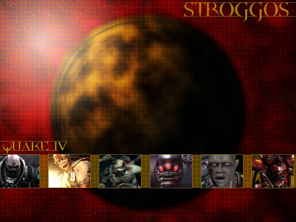 Games Wallpaper: Quake 4 - Stroggos