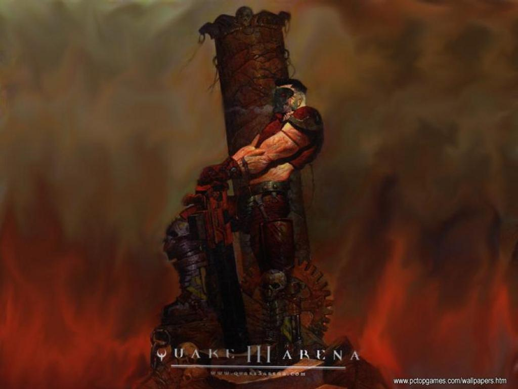 Games Wallpaper: Quake 3 Arena