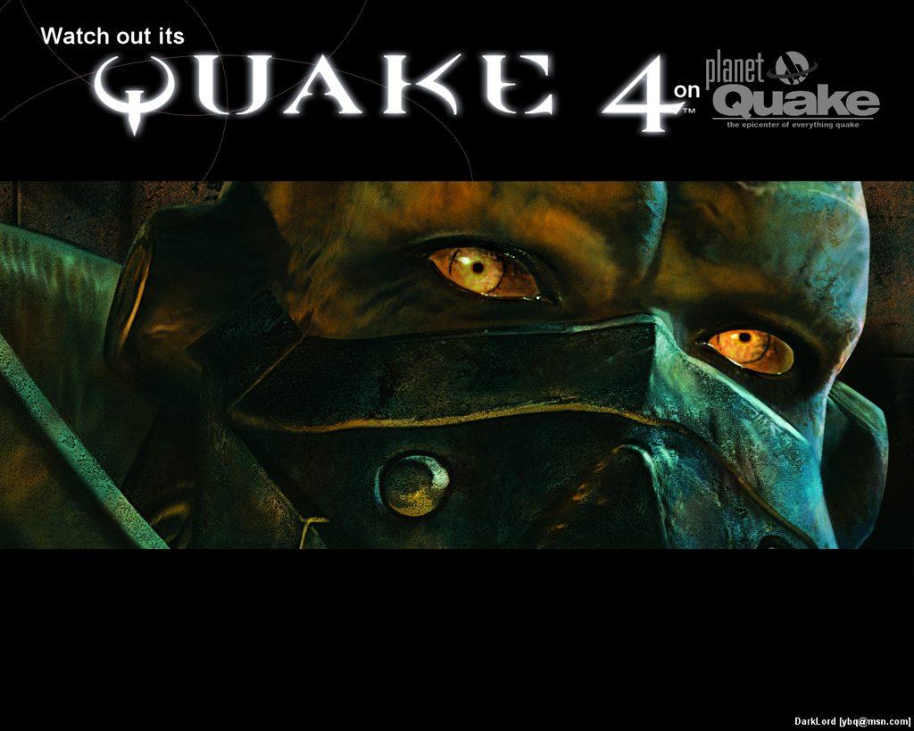 Games Wallpaper: Quake 4 - Strogg