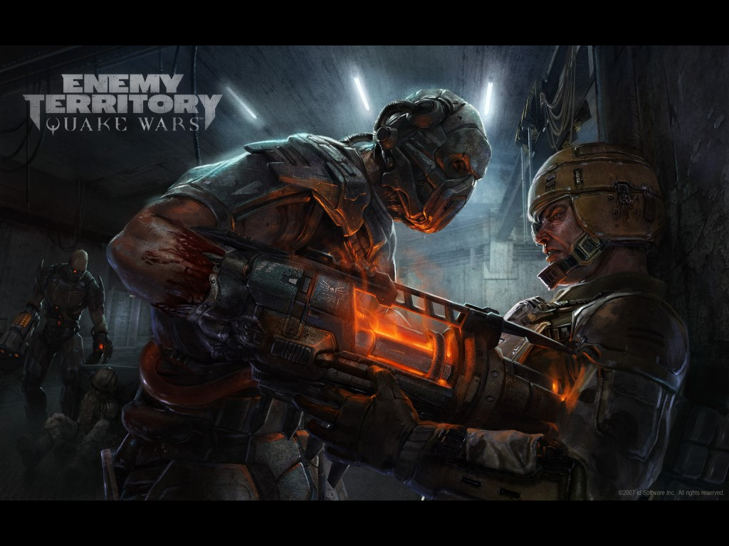 Games Wallpaper: Quake Wars