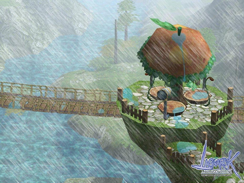 Games Wallpaper: Ragnarok Online