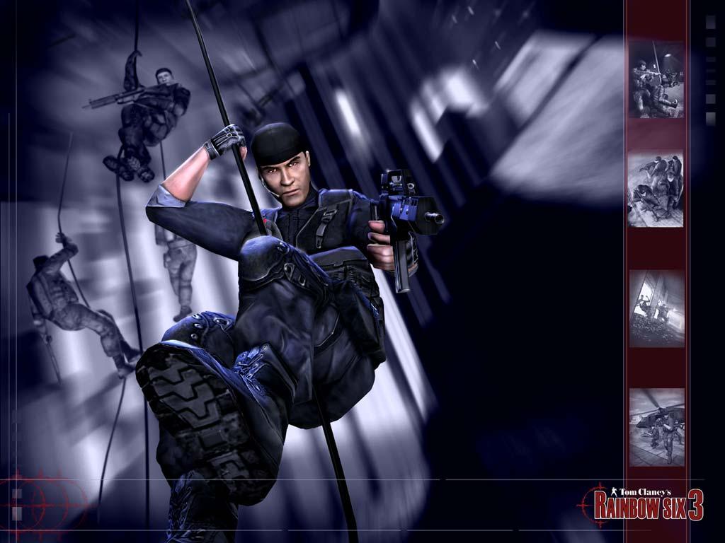 Games Wallpaper: Rainbow Six 3