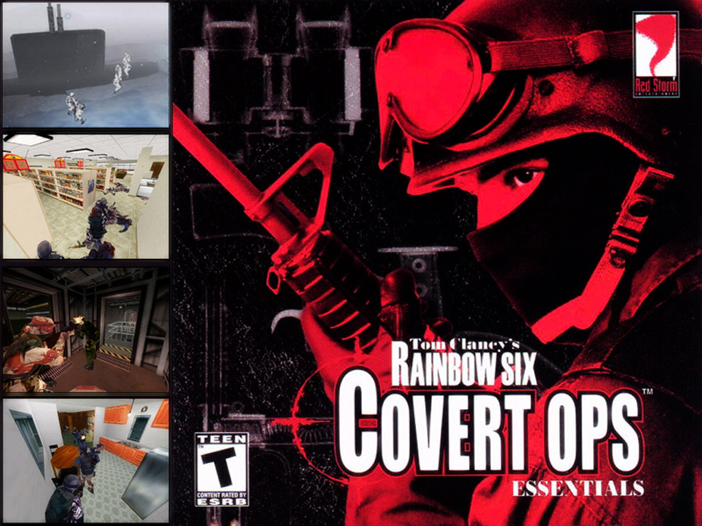 Games Wallpaper: Rainbow Six - Covert Ops