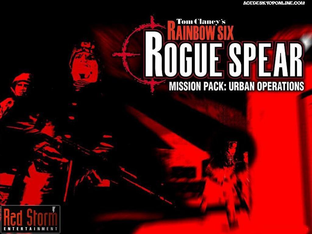 Games Wallpaper: Rainbow Six - Rogue Spear
