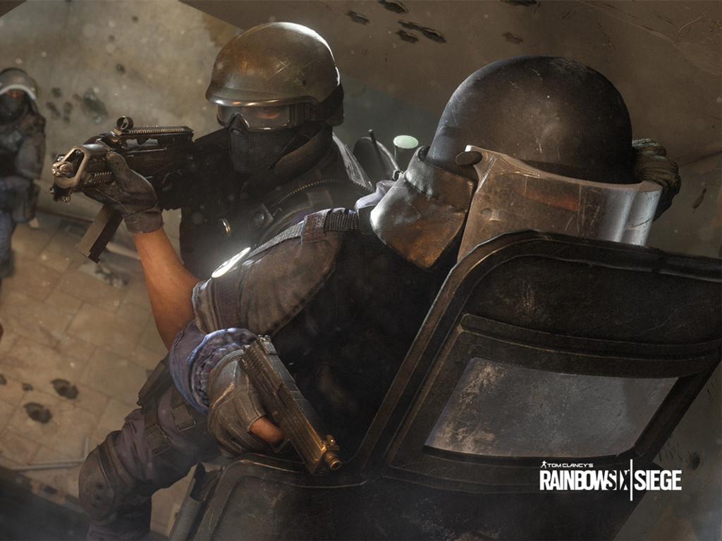 Games Wallpaper: Rainbow Six Siege