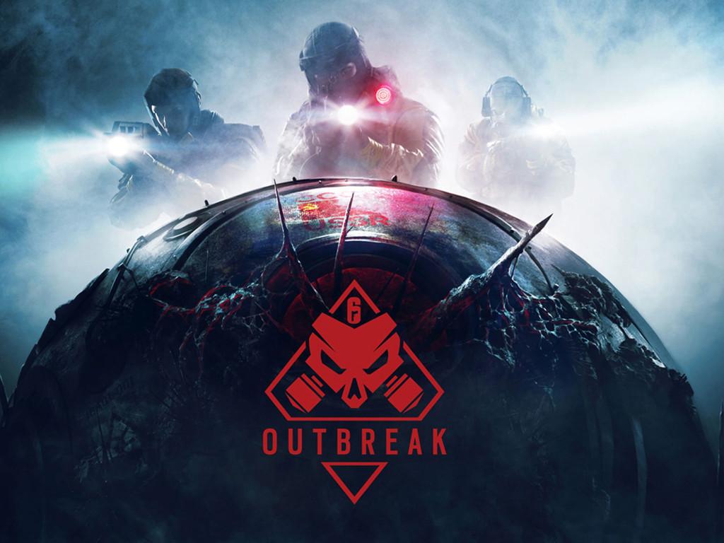Games Wallpaper: Rainbow Six Siege - Outbreak