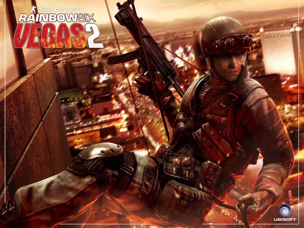 Games Wallpaper: Rainbow Six Vegas 2