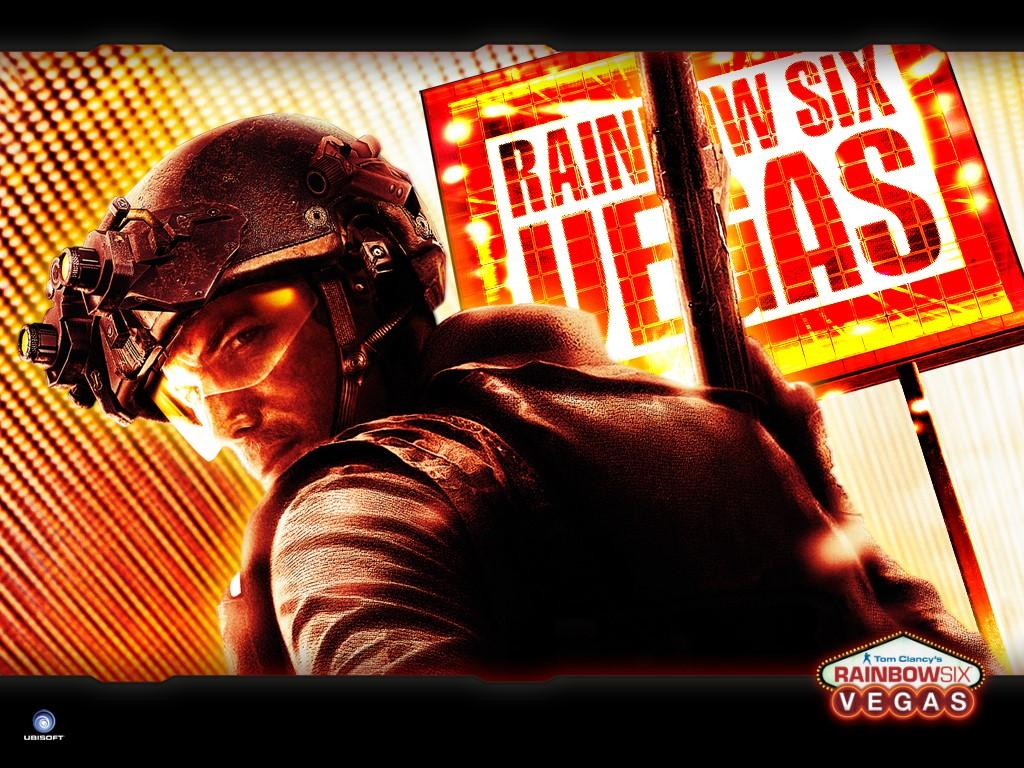 Games Wallpaper: Rainbow Six - Vegas